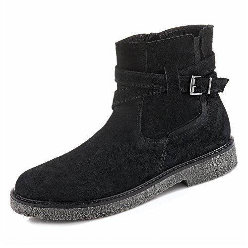 Boot Straps With 652 Black Affection Ankle 51 PEdPqv