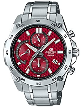 CASIO Unisex Erwachsene-Armbanduhr EFR-557D-4AVUEF