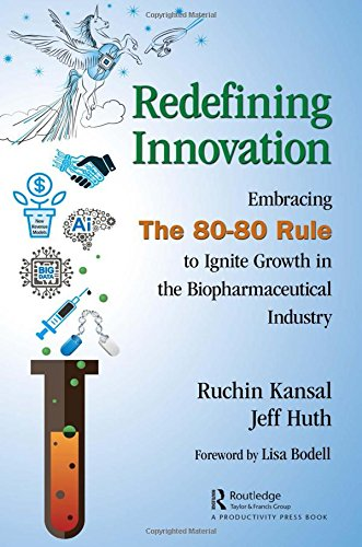 Redefining Innovation: Embracing the 80-80 Rule to Ignite Growth in the Biopharmaceutical Industry