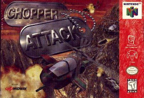 Chopper Attack by Midway