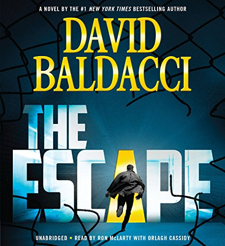 The Escape (John Puller Series) -