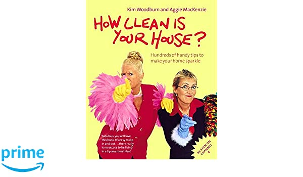 How Clean Is Your House Book