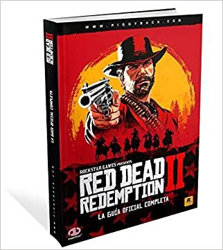 #10: Red Dead Redemption 2 - La Guía Completa Oficial: Edición Estándar