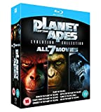 Planet Of The Apes - Evolution Collection [7 Blu-rays] [Blu-Ray]