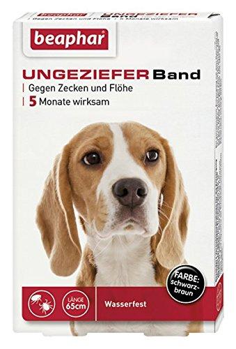 Beaphar Hunde Ungezieferhalsband 65cm 12er Pack