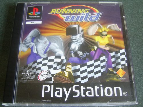 running-wild-playstation-game-importacion-inglesa
