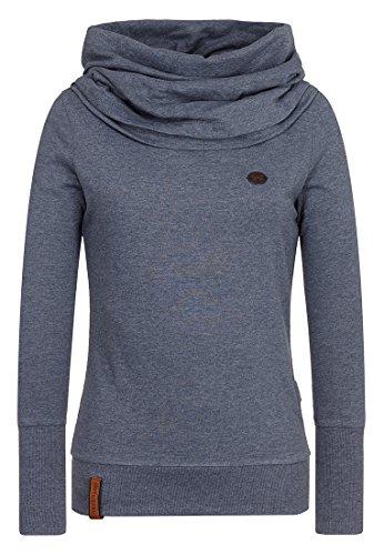 Damen Sweater Naketano Kurzer Schniedelwutz IV Sweater