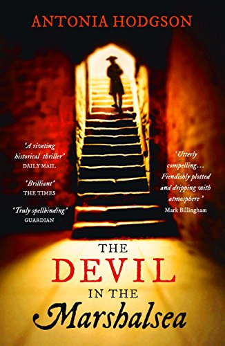 The Devil in the Marshalsea by Hodgson Antonia