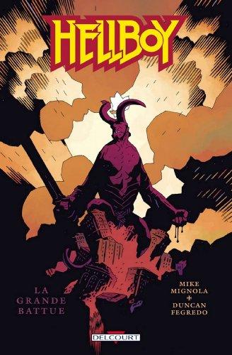 Hellboy T10 : La Grande battue par Mike Mignola
