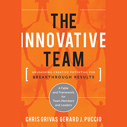 The Innovative Team: Unleashing Creative Potential for Breakthrough Results  Audiolibri