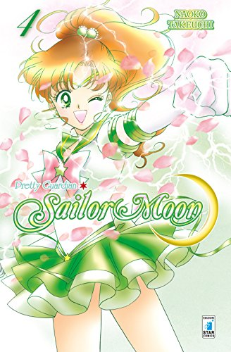 Pretty guardian Sailor Moon: 4