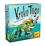 Zoch 601105022 - Kroko Togo, Karten- und Würfelspiel