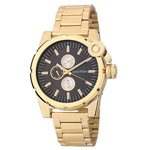 Louis Villiers Unisex Watch LVAG3733-13