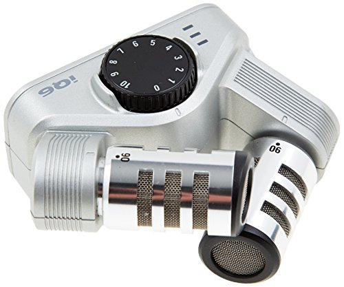 Zoom IQ6- Micrófono condensador