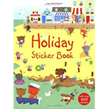 Holiday Sticker Book (Usborne Sticker Books)