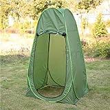 Livivo Portable Instant pop up tenda da campeggio WC dressing cambiando tenda da doccia e WC privacy, ideale per campeggio, spiaggia, caravan picnic pesca e festival vacanze