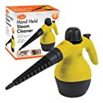 Quest Handheld Steam Cleaner, 1000 Watt