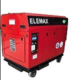 ELEMAX. PEG3200B C2 3300VA (3.3 Kva) Petrol Generator with Electric+Recoil Start