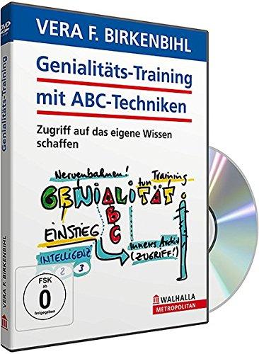 Genialitätstraining mit ABC-Techniken - Vera F. Birkenbihl