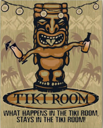 HAPPENS-IN-TIKI-ROOM-Cartel-de-Chapa-Placa-metal-plano-Nuevo-30x40cm-VS3537-1