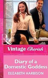 Diary of a Domestic Goddess (Mills & Boon Vintage Cherish)