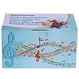 Songmics-Joyero-musical-Caja-de-msica-Meloda-El-Lago-de-los-Cisnes-Regalo-infantil-JMC003