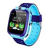Transer DS39 Kinder Bluetooth Smartwatch Fitness Smart Armbanduhr Fitness Tracker Intelligentes Armband Fashion New GPS Tracker für Jungen Mädchen mit Kamera für Geschenk