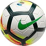 Nike SerieA NK Strk, Fußball, Unisex Erwachsene 38 weiß / (White/Red / Pro Green/Green)
