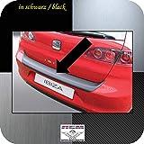 Richard Grant Mouldings Ltd. Original RGM ladekant Protección Negro para Seat Ibiza IV Hatchback de
