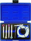Kunzer 7BEW06.1 Bremsenentlüftungswerkzeug, 6-tlg