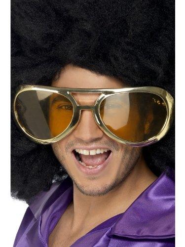 Gigantische Siebziger Rock-Brille Verschiedenerlei, One Size