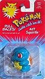 POKEMON 1999 - Pull Backs - #07 Schiggy / Squirtle - OVP