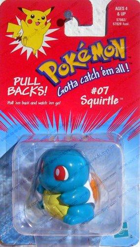 Pokemon pullbacks Squirtle #07