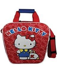 Brunswick Hello Kitty Image Tote - Bolsa de bolos, color rosa
