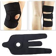 Rodillera abierta, con patella- ayuda a la estabilización y recuperación de–de compresión Lesiones De Rodilla Pad–perfecto para entrenamiento, la artritis, tensiones–Rodillera y meniscal Tears