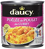 d'aucy Poêlée de Poulet au Curry...