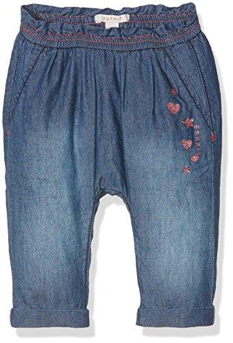 Esprit Kids Baby - Mädchen Jeans RI22011, Gr. 92, Blau (medium 463)