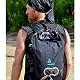 AQUAPAC WET AND DRY BACKPACK (BLACK...