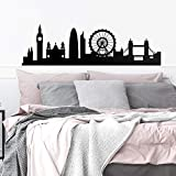 TYLPK Cartoon Landschaft Wandaufkleber selbstklebende Vinyl Wasserdichte Wandkunst Aufkleber...
