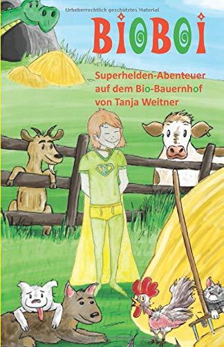 Kostüm Recycling Kinder - BioBoi - Superhelden-Abenteuer auf dem Bio-Bauernhof