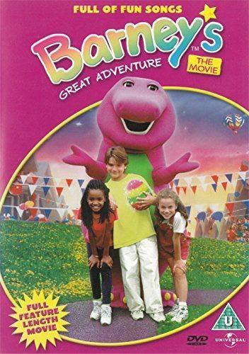 Barney's Great Adventure [UK Import]