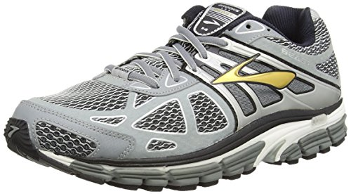 Brooks Beast '14, Trail homme Noir - Black (Silver/Black/Gold)