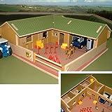 ecurie schleich jeux et jouets. Black Bedroom Furniture Sets. Home Design Ideas