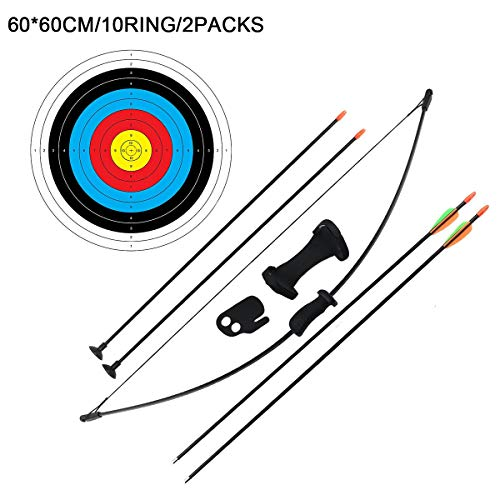 Archery Sets & Kits Strict 12 X Kids Play Sucker Arrows Junior Toy Set Archery Garden Kids Target Shooting Convenience Goods