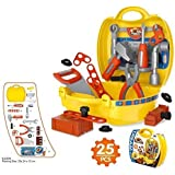 Babytintin™ Engineering Tool Kit Toy Suitcase Set Toys for Kids and Children