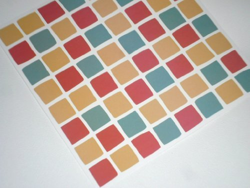 multi-coloured-red-spanish-mosaic-tile-transfers-stickers-quickly-transform-your-bathroom-or-kitchen