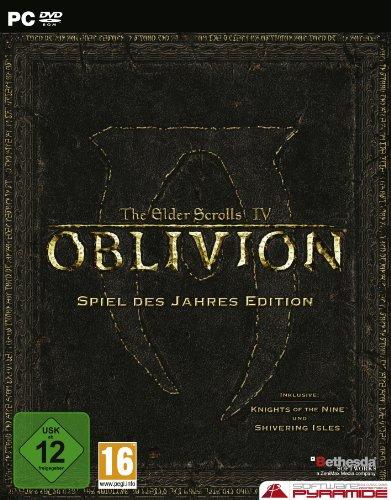 The Elder Scrolls IV: Oblivion - Spiel des Jahres Edition [Software Pyramide] (Iv Elder Scrolls Pc)