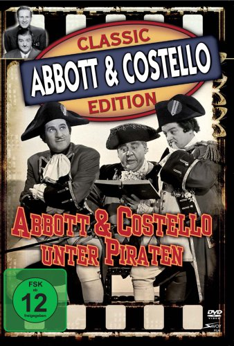 Abbot & Castello unter Piraten