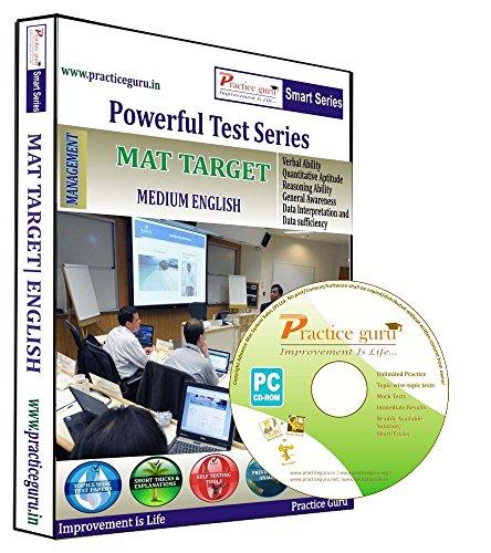 Practice Guru MAT Target Test Series (CD)