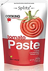 Splitz Tomato Paste - 200 Grams